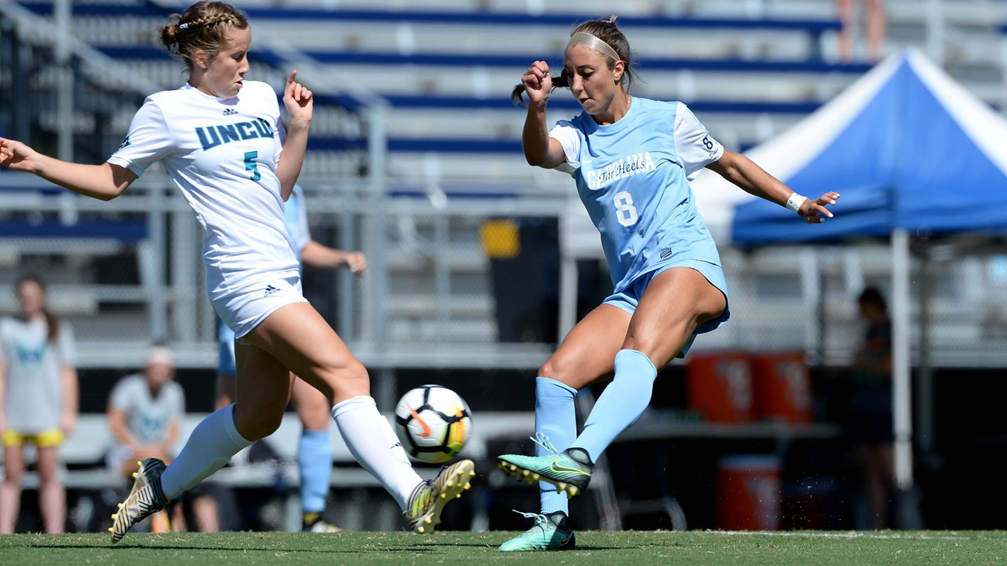 acc opener on tap for women u0027s soccer in tallahassee unc tar